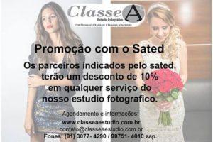 SATED-PE e Classe A Estúdio por Fernando Raphael e Fabiana Schreiner.