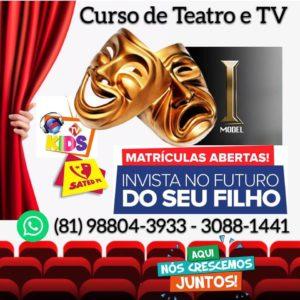 CURSO DE TEATRO e TV.