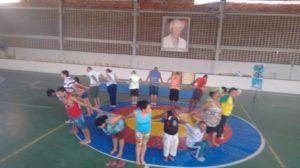 Grupo Sérgio Muniz, está oferecendo um Curso de Iniciação as técnicas Circenses para Pessoas com Deficiências.